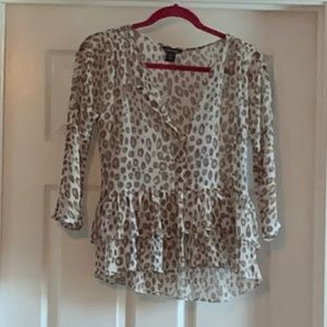 Moda International Victoria's Secret Blouse XS